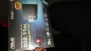 asus wireless ac1200 router