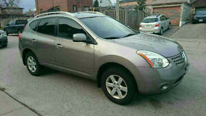 2009 Nissan Rogue S SUV, AWD, Clean title and Certified