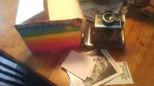 Vintage Polaroid camera colorpack 2