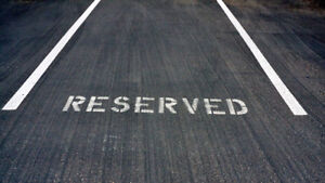 PARKING for 1 Year or by the month