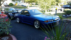 1989 Nissan Skyline GTS-T - RB-25DET Swapped! $16000+ in parts!