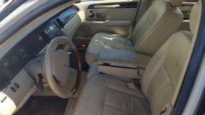 Lincoln  town car 2006 signature limited