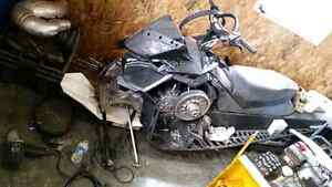 Parting out 2009 renegade 800r