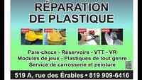 Reparation plastique trois-rivieres