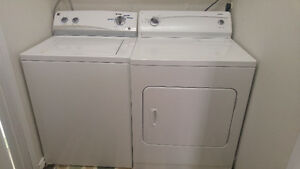 kenmore  washer & dryer 400 series