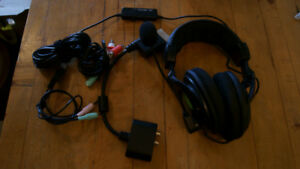 SELLING Turtle Beach -X12 XBOX Gaming-Headset (with/Adapter)