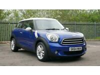 2014 MINI Paceman 1.6 Cooper ALL4 3dr Auto [Chili Pack] Coupe petrol Automatic