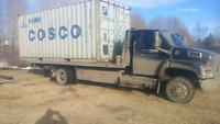 Hauling and transportation services