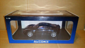 Autoart 1/18 Lotus Europa S scale diecast Hot Wheels Ferrari