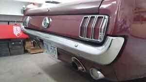 1965 mustang 289 4 speed numbers matching  London Ontario image 6