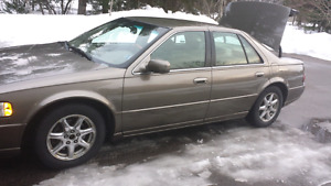 Cadillac sts Seville  mint condition