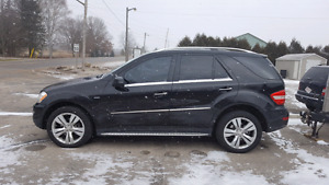 2011 Mercedes ML350 Bluetech