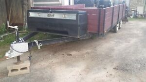 14 Foot Utility Trailer