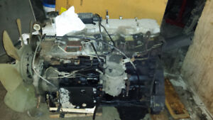 2005 5.9 dodge Cummings engine for parts