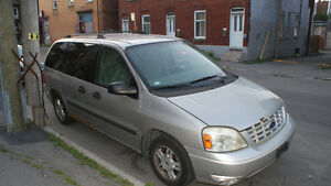 2006 Ford Freestar SE Minivan, Van, clean inside.