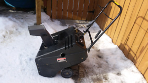 "Murray 21"" Single Stage Snow Thrower"