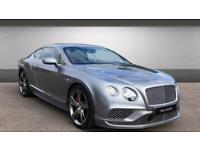 2017 Bentley Continental GT 6.0 W12 (635) Speed 2dr Automatic Petrol Coupe