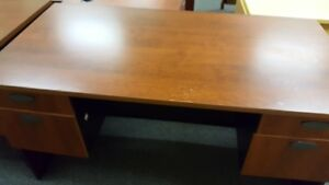 Used office desks in good condition!