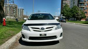 2012 Toyota Corolla automatique full équipé