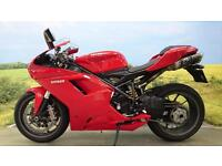 Ducati 1198 2011**9995 Miles, Service History, Carbon Termignoni Exhausts