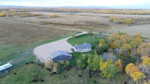 Farm for sale with yard site in the Dauphin area