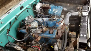 Ford straight inline 6 240 or 300