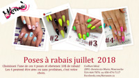 Pose d'ongles Mascouche
