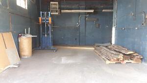 Weilding or Wood working Shop