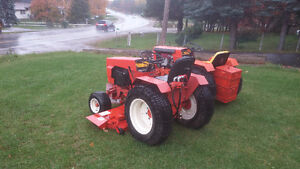 Case 446 Tractor