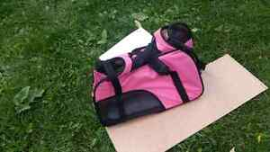 PINK DOG/CAT CARRIER