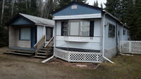 Desirable Cabin & Property at Candle Lake For Sale