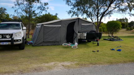 PMX Camper Trailer Two Rocks Wanneroo Area Preview