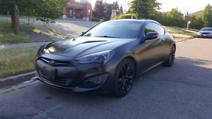 2013 genesis coupe 3.8 gt