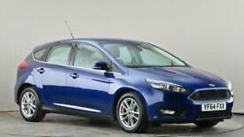 image for 2014 Ford Focus 1.6 TDCi 115 Zetec 5dr Hatchback diesel Manual