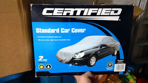 NEW IN BOX- Certified Standard Car Cover- Medium Size