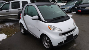 2012 smart car fortwo safety+etest included