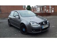 VW GOLF 2.0 GT TDI 2007 170 REMAPPED TO 210 BHP, FULL SERVICE HISTORY