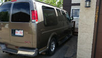 2002 GMC Savanna Starcraft Conversion (5.7L)