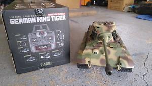 Battle Tank - German King Tiger