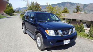 2006 Nissan Pathfinder SE SUV. REDUCED $5000 OBO