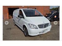 Mercedes Benz Vito 113 EFFECT LWB NO VAT