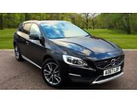 Volvo V60 CROSS COUNTRY AWD 4WD ONYX BLACK D4 AUTOMATIC