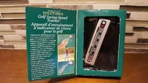 Perfect Solutions Golf Swing Speed Trainer