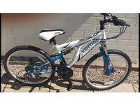 "Vertigo Mountain bike 24"" wheels"