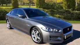 2017 Jaguar XE 2.0d (180) R-Sport 4dr - Priva Automatic Diesel Saloon