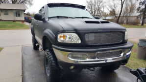 ***98 F150 XLT LIFTED***