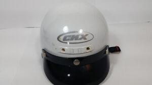 casque de moto - CKX  - taille medium