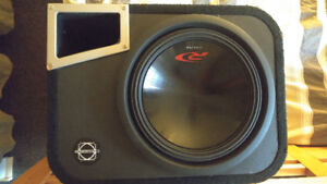 Subwoofer and amplifier!