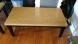 Coffee, end tables $25 for all! (Yarker area)