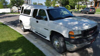 2001 GMC Sierra 3500 Other